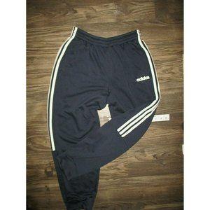 Adidas 3-Stripe Black Joggers MEDIUM